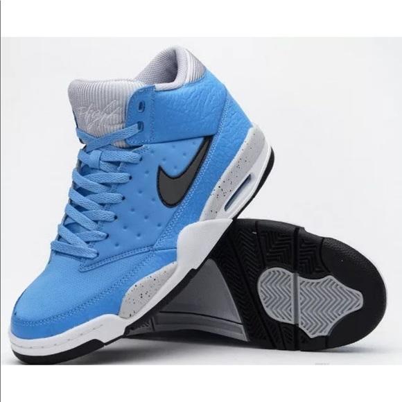 purchase cheap 20985 18148 Size 10 Nike Air Flight Classic University Blue. M 5bc013e5aa87704c1ae2653a